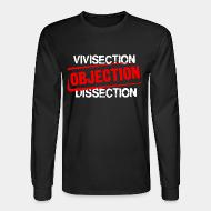 Manches longues Vivisection objection dissection