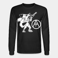 Manches longues Animal liberation front (ALF)