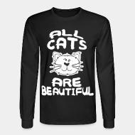 Manches longues All cats are beautiful