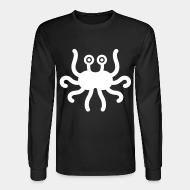 Manches longues Pastafarian Flying Spaghetti Monster