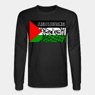 Manches longues Free Palestine!
