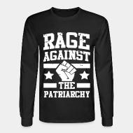 Manches longues Rage against the patriarchy