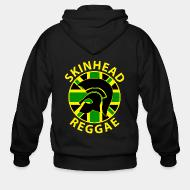 Sweat zippé Skinhead reggae