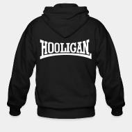 Sweat zippé Hooligan