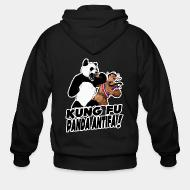 Sweat zippé Kung fu panda antifa!
