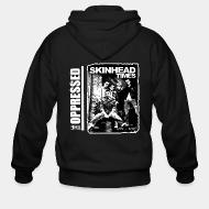 Hoodie à fermeture éclair The Oppressed - Skinhead times