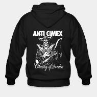 Hoodie à fermeture éclair Anti Cimex - Country of Sweden