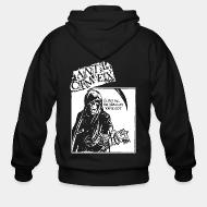 Hoodie à fermeture éclair Anti Cimex - i'll buy all the uranium you've got