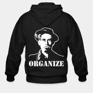 Sweat zippé Organize (Joe Hill)
