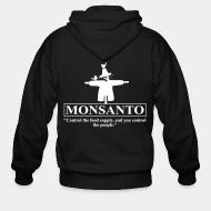 Sweat zippé Monsanto