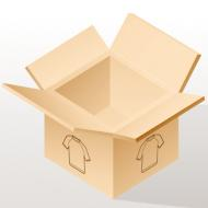 Débardeur féminin Vegan because I listen to my heart, not my stomach