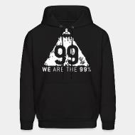Sweat (Hoodie) We are the 99%
