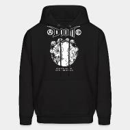 Sweat (Hoodie) Doom - Exploiting the earth, the earth that is ours