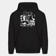 Sweat (Hoodie) Cress - the greed machine and the money tree