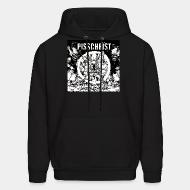 Sweat (Hoodie) Pisschrist - Nothing has changed