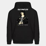 Sweat (Hoodie) Ramonalisa she's a punk punk, a punk rocker