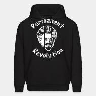 Sweat (Hoodie) Permanent revolution