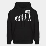 Sweat (Hoodie) Evolution - Go back, we fucked up!