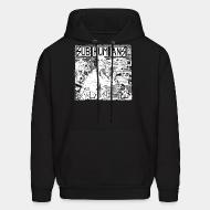 Sweat (Hoodie) Subhumans - evolution
