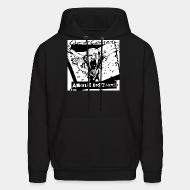 Sweat (Hoodie) Angelic Upstarts - Out of control