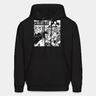 Hoodie sweatshirt Subhumans - The day the country died