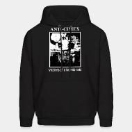 Hoodie sweatshirt Anti-Cimex - Victims of a bomb raid