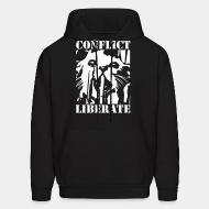 Sweat (Hoodie) Conflict - liberate