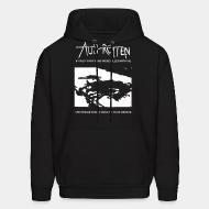 Sweat (Hoodie) Aus-Rotten - if only your veins were filled with oil the world would rush to your rescue