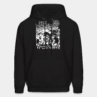 Hoodie sweatshirt Anti-Product - Another day, another war!