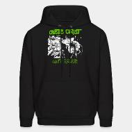 Sweat (Hoodie) Caustic Christ - Can't relate