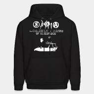 Sweat (Hoodie) Axiom - Establishing a culture of resistance