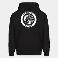 Hoodie sweatshirt Antifascist action