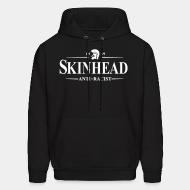 Sweat (Hoodie) Skinhead anti-racist 1969