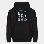 Sweat (Hoodie) Leftover crack - Shoot the kids at school
