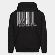 Sweat (Hoodie) Escape Capitalism