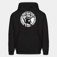 Hoodie sweatshirt S.H.A.R.P. - Skinheads Against Racial Prejudice