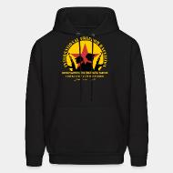Hoodie sweatshirt International freedom battalion
