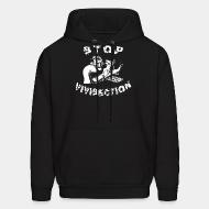 Sweat (Hoodie) Stop vivisection