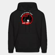Hoodie sweatshirt ALF Animal Liberation Front support