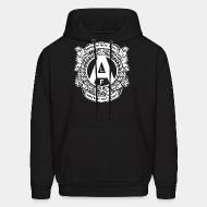 Hoodie sweatshirt ALF - who, if not you? when, if not now?