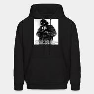 Hoodie sweatshirt Support the animal liberation front