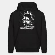 Sweat (Hoodie) Better to die on your feet than live on your knees (Emiliano Zapata)