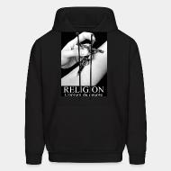Sweat (Hoodie) Religion: L'opium du peuple