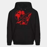 Sweat (Hoodie) International Workers Association (IWA) - Association Internationale des Travailleurs (AIT)