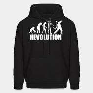 Sweat (Hoodie) Revolution evolution