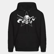 Sweat (Hoodie) Pirate-punk