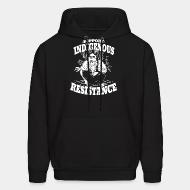 Sweat (Hoodie) Support indigenous resistance