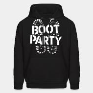 Sweat (Hoodie) Boot party