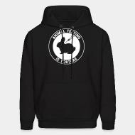 Sweat (Hoodie) Animal testing is torture