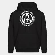 Hoodie sweatshirt Support the Animal Liberation Front (ALF)